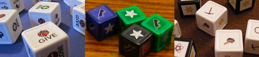 Custom Dice Example